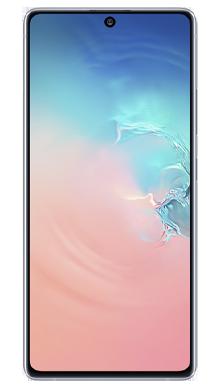 Samsung Galaxy S10 Lite 6GB 128GB Prism White Front