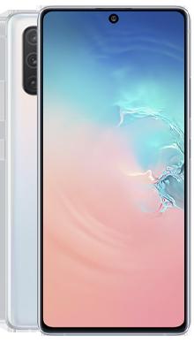Samsung Galaxy S10 Lite 6GB 128GB Prism White