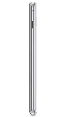 Samsung Galaxy S10 Lite 6GB 128GB Prism White Side