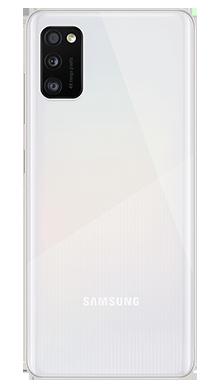 Samsung Galaxy A41 64GB White Back