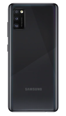 Samsung Galaxy A41 64GB Black Back