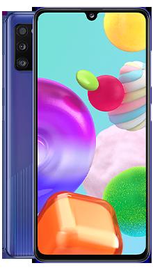 Samsung Galaxy A41 64GB Blue