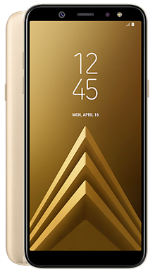 Samsung Galaxy A6 Gold