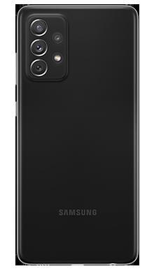 Samsung Galaxy A72 128GB Awesome Black Back