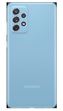 Samsung Galaxy A72 128GB Awesome Blue Back