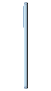 Samsung Galaxy A72 128GB Awesome Blue Side