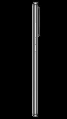 Samsung Galaxy A72 128GB Awesome Black Side