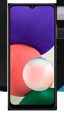 Samsung Galaxy A22 5G 64GB Grey Front