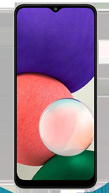 Samsung Galaxy A22 5G 64GB Violet Front