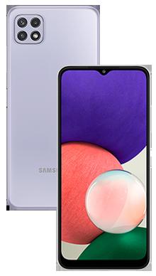 Samsung Galaxy A22 5G 64GB Violet