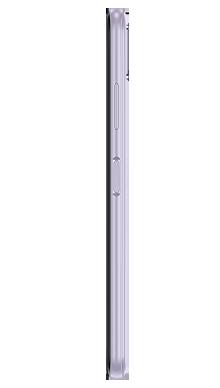 Samsung Galaxy A22 5G 64GB Violet Side