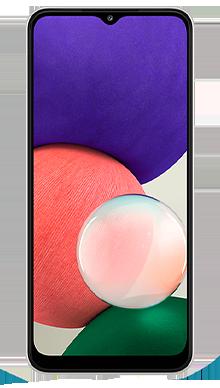 Samsung Galaxy A22 5G 64GB White Front