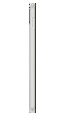 Samsung Galaxy A22 5G 64GB White Side