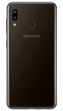 Samsung Galaxy A20e  Black Back
