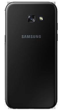 Samsung Galaxy A3 2017 Black Back