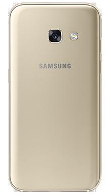 Samsung Galaxy A3 2017 Gold Back