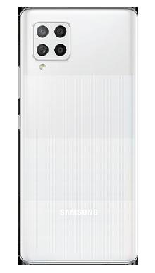 Samsung Galaxy A42 5G 128GB White Back