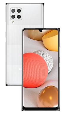 Samsung Galaxy A42 5G 128GB White