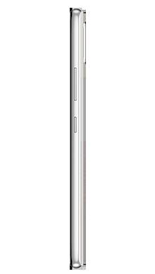 Samsung Galaxy A42 5G 128GB White Side