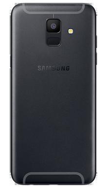 Samsung Galaxy A6 Black Back