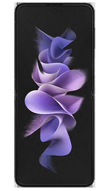 Samsung Galaxy Z Flip 3 5G 128GB Black Front