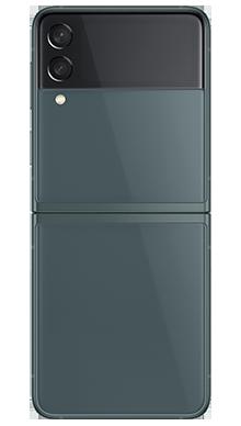 Samsung Galaxy Z Flip 3 5G 256GB Green Back