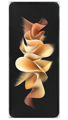 Samsung Galaxy Z Flip 3 5G 256GB Green Front