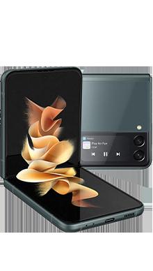 Samsung Galaxy Z Flip 3 5G 256GB Green