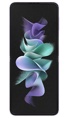 Samsung Galaxy Z Flip 3 5G 128GB Lavender Front
