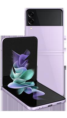 Samsung Galaxy Z Flip 3 5G 128GB Lavender