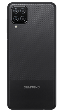 Samsung Galaxy A12 64GB Black Back