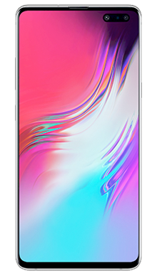 Samsung Galaxy S10 256GB 5G Crown Silver Front