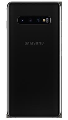 Samsung Galaxy S10 Plus 128GB Prism Black Back