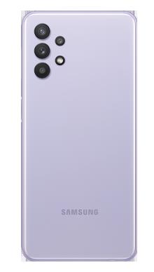 Samsung Galaxy A32 5G 64GB Violet Back