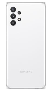 Samsung Galaxy A32 5G 128GB White Back