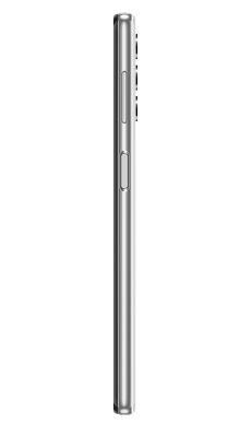 Samsung Galaxy A32 5G 128GB White Side