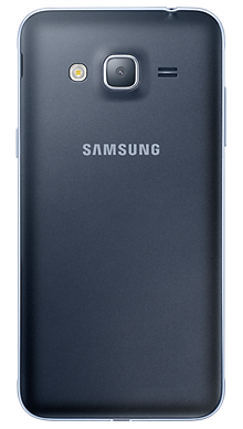 Samsung Galaxy J3 Black Back