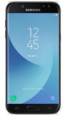 Samsung Galaxy J5 2017 Black Front