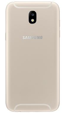 Samsung Galaxy J5 2017 Gold Back
