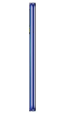 Samsung Galaxy A21s 32GB Blue Side