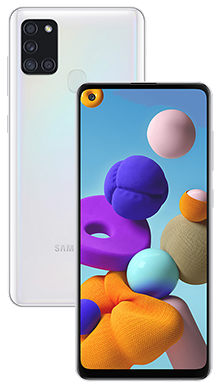 Samsung Galaxy A21s 32GB White