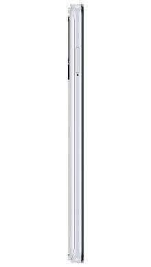 Samsung Galaxy A21s 32GB White Side