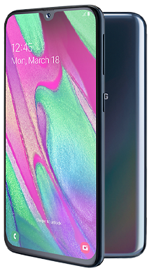 Samsung Galaxy A40 Black