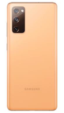 Samsung Galaxy S20 FE 128GB Cloud Orange Back