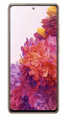 Samsung Galaxy S20 FE 128GB Cloud Orange Front