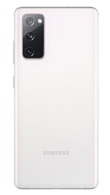 Samsung Galaxy S20 FE 5G 128GB Cloud White Back