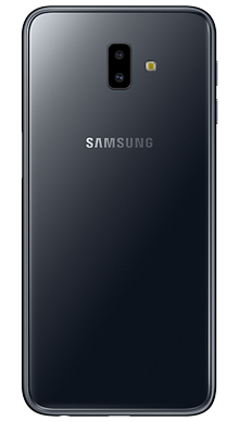 Samsung Galaxy J6 Plus Black Back