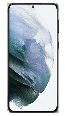 Samsung Galaxy S21 Plus 5G 128GB Phantom Black Front