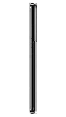 Samsung Galaxy S21 Plus 5G 128GB Phantom Black Side