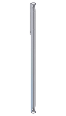 Samsung Galaxy S21 Plus 5G 256GB Phantom Silver Side